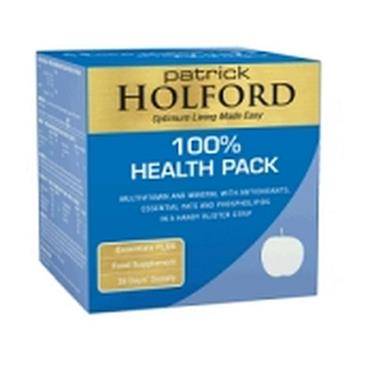 Patrick Holford 100% Health Pack 28 Day Pack