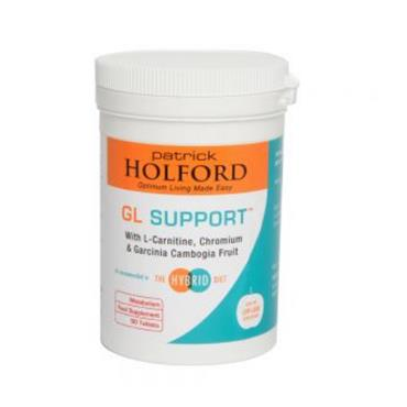 Patrick Holford GL Support with L-Carnitine 90s