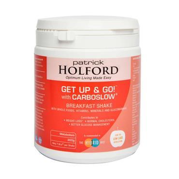 Patrick Holford Get Up & Go - Carboslow 300g