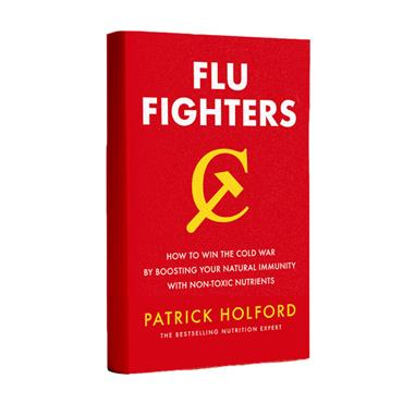 Patrick Holford Flu Fighters Book