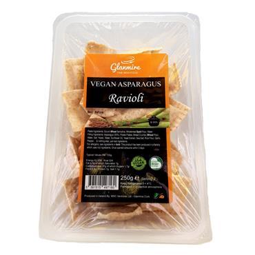 Glanmire Fine Irish Food Vegan Asparagus Ravioli 250g