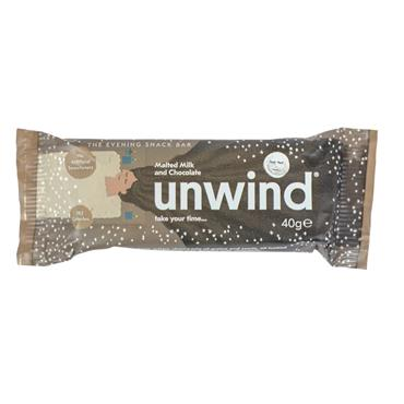 UNWIND Malted Milk Bar 40g