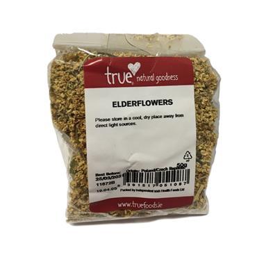 Elderflowers 50g