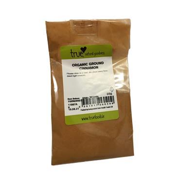 True Natural Goodness Cinnamon Ground 25g