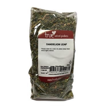 True Natural Goodness Dandelion Leaf 50g