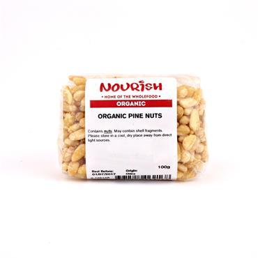 Nourish Organic Pinenuts 100g