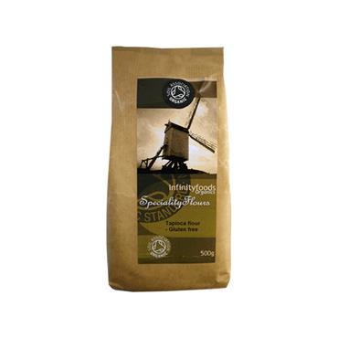 Infinity Organic Gluten Free Tapioca Flour 500g