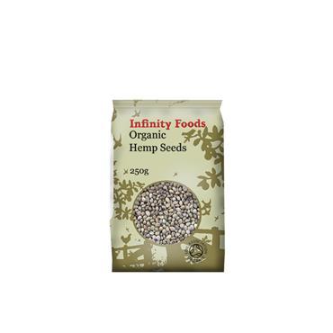 Infinity Organic Hemp Seeds