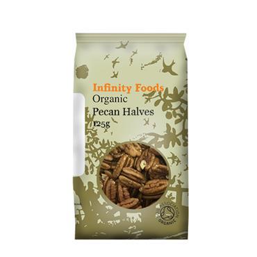 Infinity Organic Pecans 125g