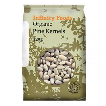 Infinity Foods  Organic Pine Nuts 125g