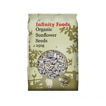 Infinity Foods  Organic Sunflower Seeds 250g