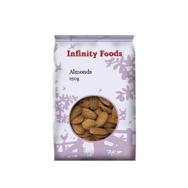 Infinity Almonds 250g