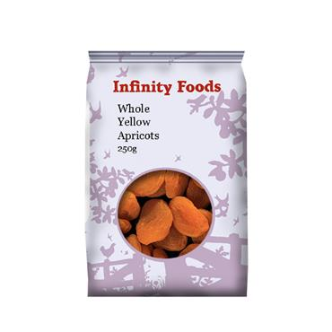 Infinity Apricots 250g