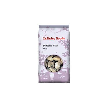 Infinity Jumbo Pistachios Roasted and Salted 125g