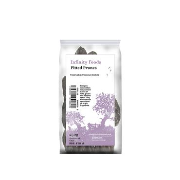Infinity Pitted Prunes 250g
