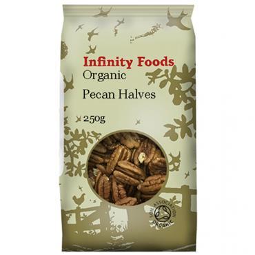 Infinity Organic Pecans 250g