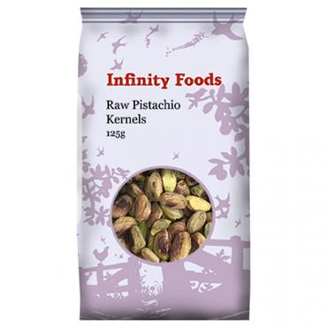 Infinity Raw Pistachio Kernels