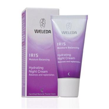 Weleda Iris Hydrating Night Cream 30ml