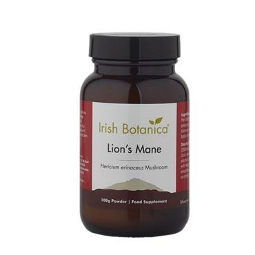 Irish Botanica Lions Mane Mushroom Powder 100g