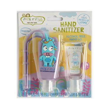 JACK & JILL HAND SANITISER 29ml UNICORN