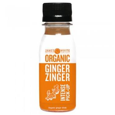 James White Organic Ginger Zinger Shot 70ml