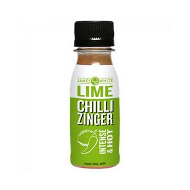 James White Organic Lime Chilli Zinger 70ml