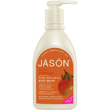 Jason Softening Mango & Papaya Body Wash 887ml