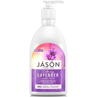 Jason Calming Lavender Hand Soap 473ml