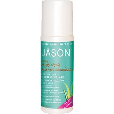 Jason Soothing Aloe Vera Deodorant Roll On 85g
