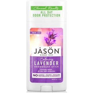 Jason Calming Lavender Deodorant Stick 75g