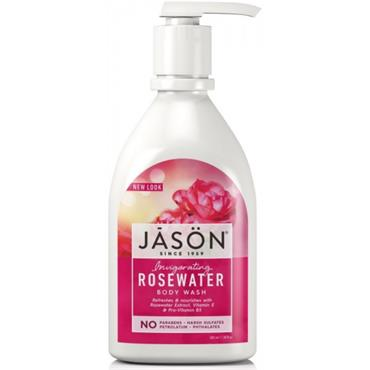 Jason Invigorating Rosewater Body Wash 887ml