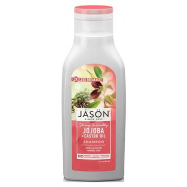 Jason Long & Strong Jojoba Shampoo 480ml