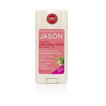 Jason Fresh Unscented Deodorant Stick for Women 70g
