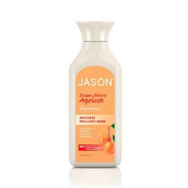 Jason Super Shine Apricot Shampoo 480ml