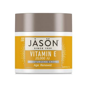 Jason Age Renewal Vitamin E Cream 25,000 IU 120g