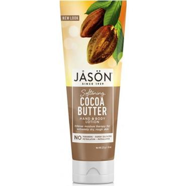 Jason Softening Cocoa Butter Hand & Body Lotion 250g