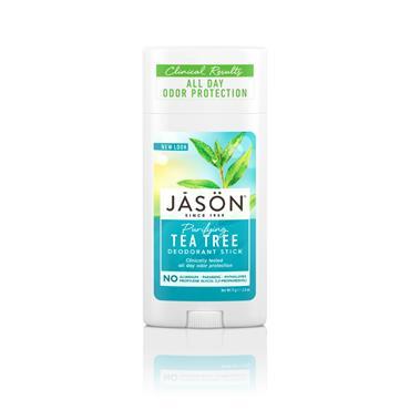 Jason Purifying Tea Tree Oil Deodant Stick 75g