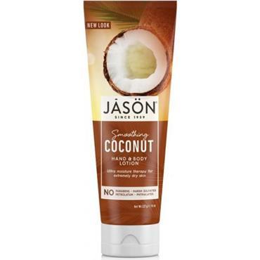 Jason Coconut Hand & Body Lotion 227g