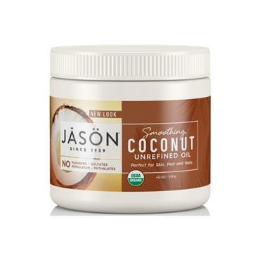 Jason Coconut Oil - Perfect for Hair Skin & Nails 15oz