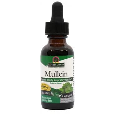 Nature's Answer Mullein leaf 30ml