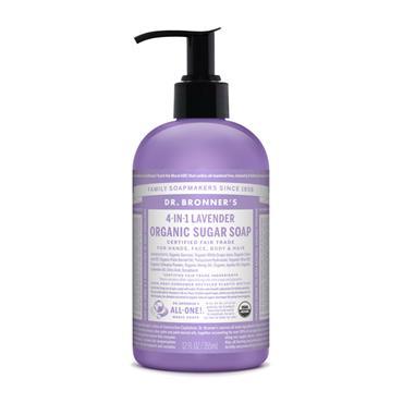 Dr Bronners Shikakai Lavender Hand Soap - 356ml