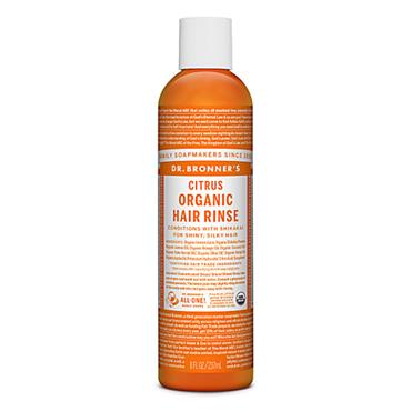Dr. Bronner's Organic Citrus Conditioner Rinse 236ml