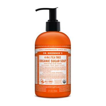 Dr Bronners Shikakai Tea Tree Hand Soap - 356ml