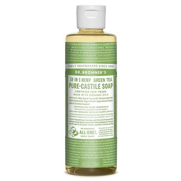 Green Tea Castile Soap 236ml