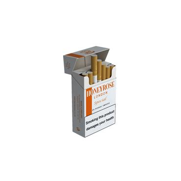 Honeyrose Special Herbal Cigarettes 20s