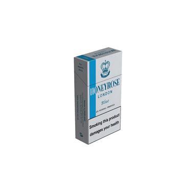 Honeyrose Blue Herbal Cigarettes 20s