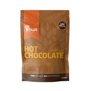 Nua Naturals Hot Chocolate & Hazelnut 200g