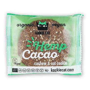 Kookie Cat Hemp Seed (50g)