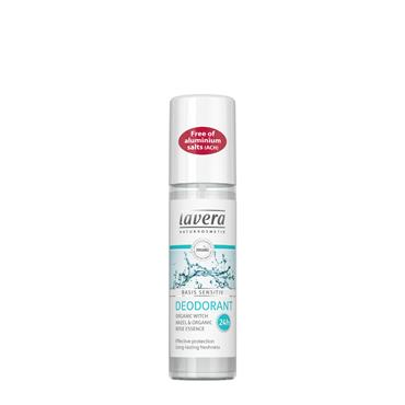 Lavera Basis Sensitiv Deodorant Spray 75ml