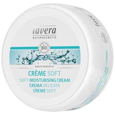Lavera Basis Soft Moisturising Cream 150ml